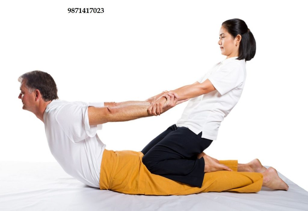best thai massage in delhi