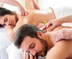 couple massage center